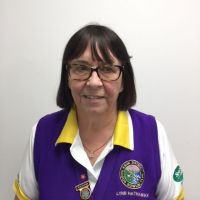 Vice Captain & Competition Secretary   Lynn Hathaway