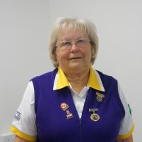 Membership Secretary Marion Richards