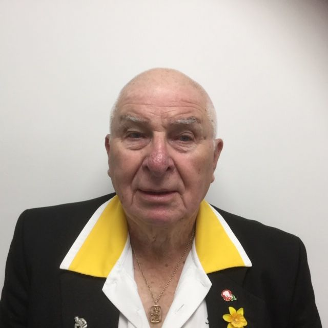 Vice Captain Ron Gardner